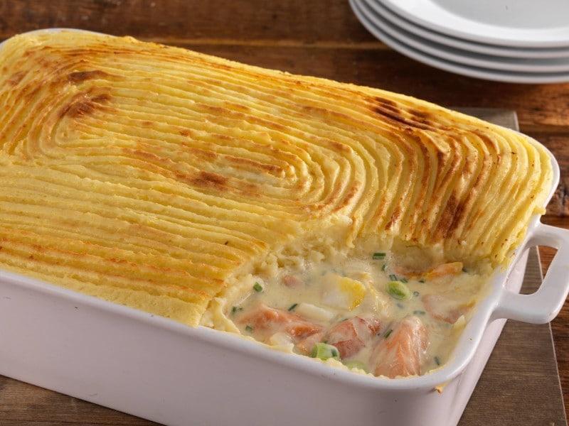 classic fish pie