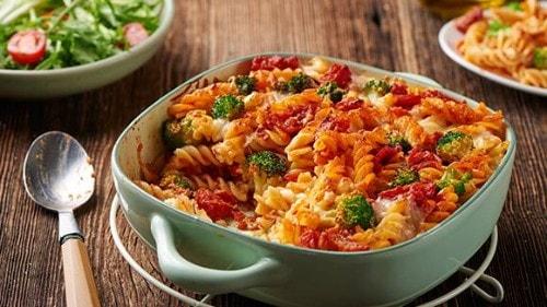 Broccoli pasta ovenschotel