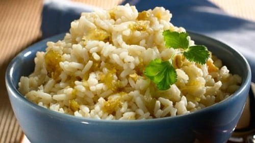 Arroz Verde Knorr Facil