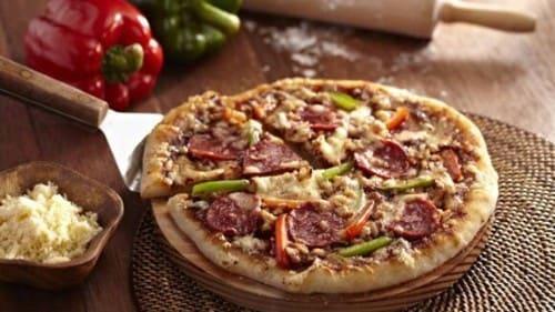 Kaldereta Pizza Recipe