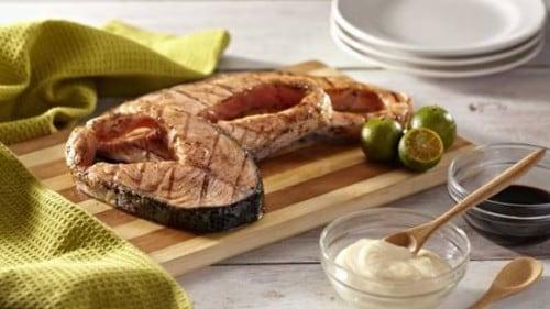 Inihaw na Salmon Recipe