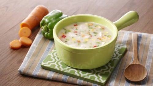 Chicken Mushroom Soup Recipe