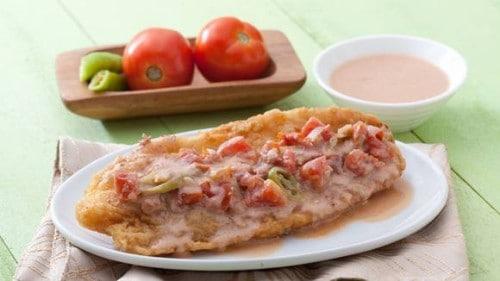 Binagoongang Fish sa Gata Recipe