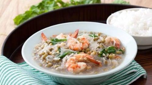 Ginisang Monggo with Sotanghon Recipe