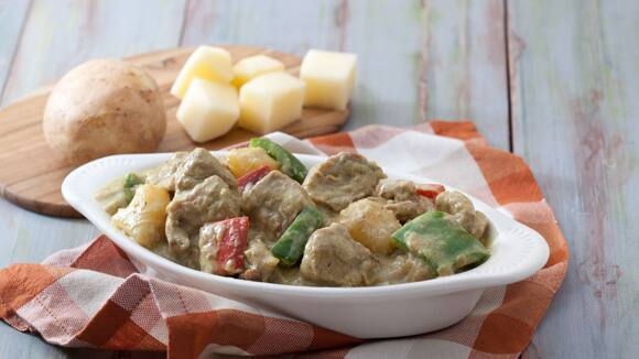Pork and Potato Curry Recipe