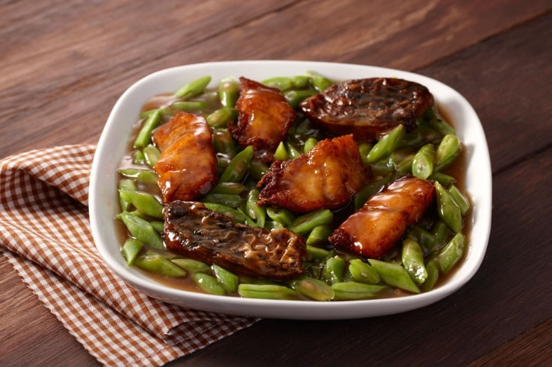Nutribudget: Fish and Vegetable Teriyaki