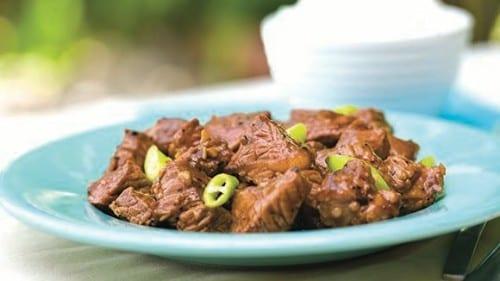 Delicious Beef Loin Salpicao Recipe
