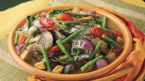 Pinangat na Sapsap at Tokwa Recipe