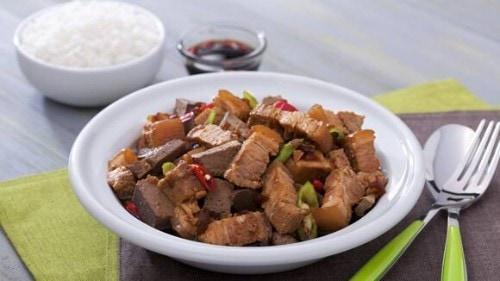 Pork Igado Recipe