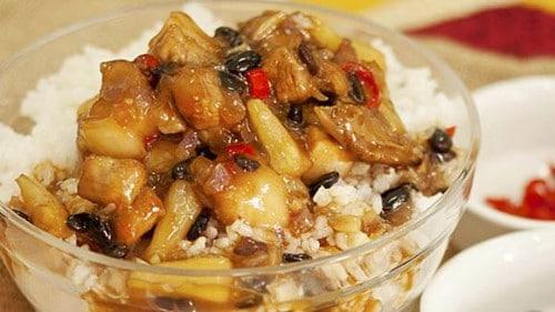 Spicy Humba Recipe