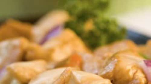 Tasty Chicken Pepper Stir-Fry Recipe