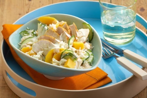 Knorr - Hähnchen-Reis-Salat
