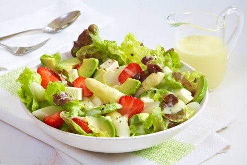 Knorr - Spargelsalat mit Avocado