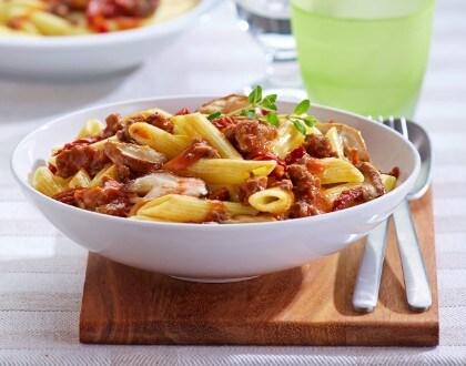 Knorr - Pasta mit Steinpilz-Bolognese