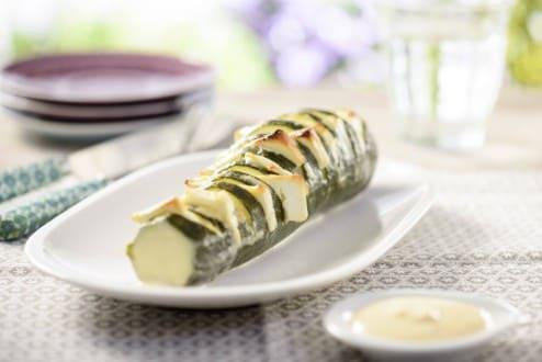 Knorr - Zucchini mit Schafskäse vom Grill
