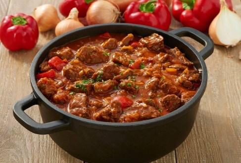 Knorr - Rindergulasch mit Paprika