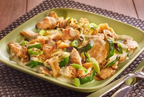 Knorr - Sojageschnetzeltes mit Gemüse