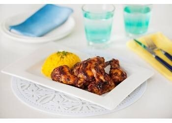 BBQ chicken with buffalo chilli rub (NIGERIAN HOT)