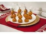 Crispy Christmas tree potatoes