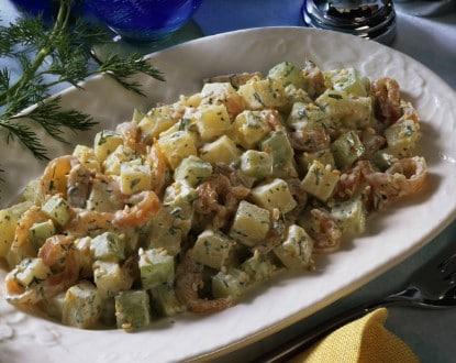 Knorr - Kartoffelsalat mit Räucherlachs