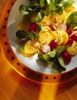 Knorr - Kartoffel-Vogerlsalat