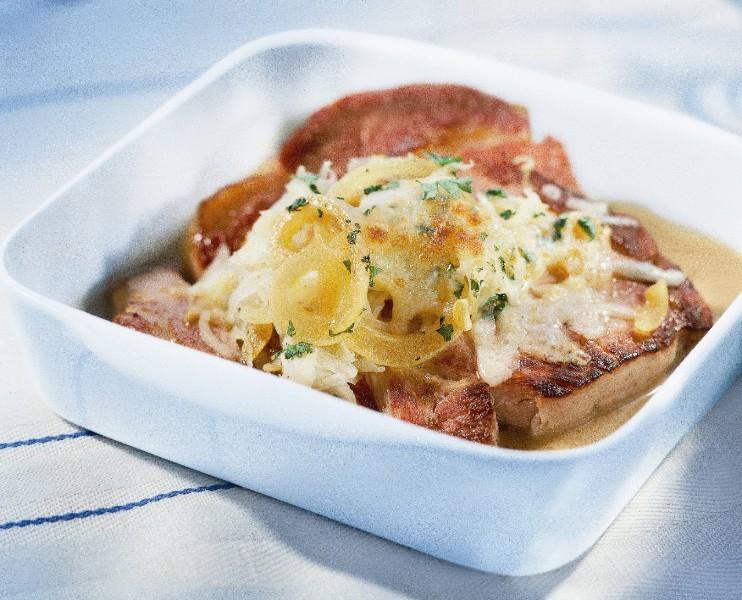 Knorr - Selchfleisch mit Sauerkraut