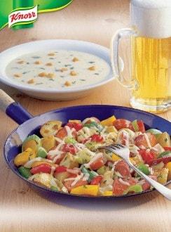 Knorr - Alpengröstl mit Paprika