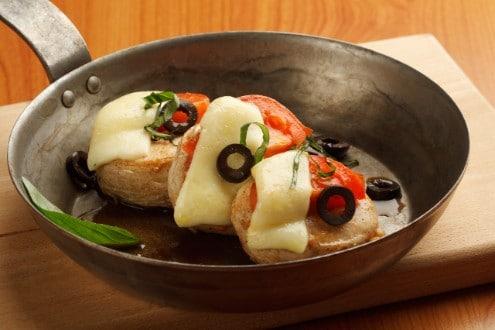 Knorr - Mediterrane Hühnerfilet-Taler