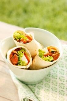 Knorr - Melanzani-Zucchini Wrap