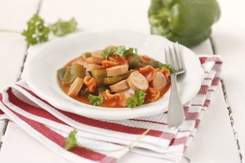 Knorr - Letscho mit Frankfurtern