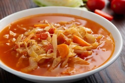 Knorr - Kraut-Tomatensuppe