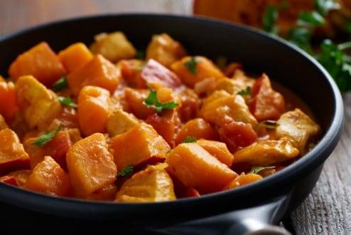 Knorr - Einfaches Curryhuhn