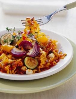 Knorr - Lasagnette mit gebratenem Balsamico-Gemüse