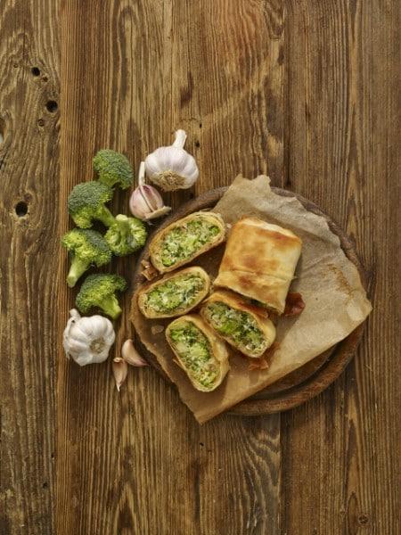 Knorr - Brokkoli-Käse Strudel