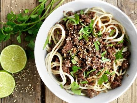 Asiatisk oksekød