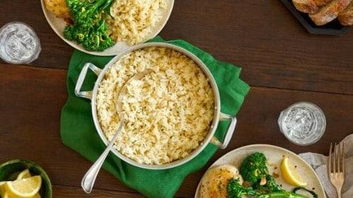 Riz parfait Knorr