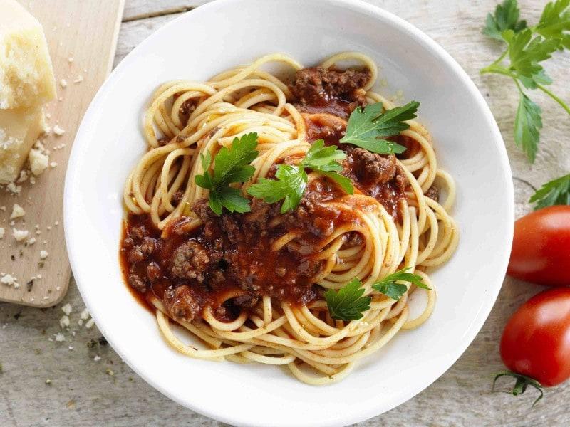 Spaghetti bolognese new
