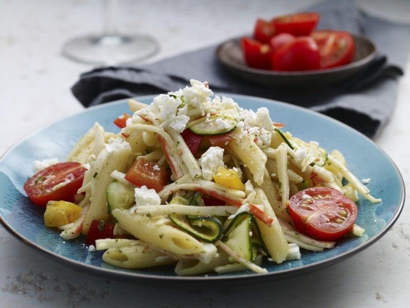 Græsk pastasalat