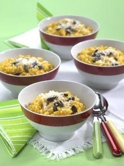 Knorr - Kürbis-Risotto mit Curry