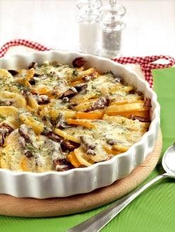 Knorr - Ostschweizer Kartoffel-Kürbis-Gratin