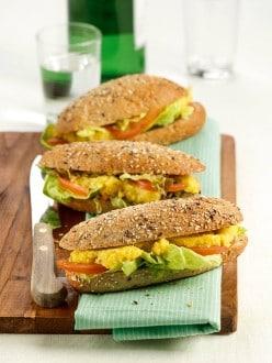 Knorr - Graziella's Rührei-Sandwich