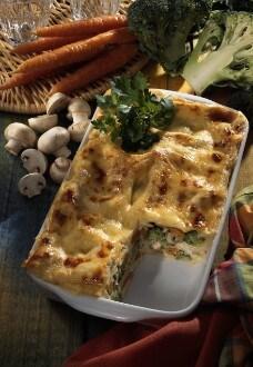 Knorr - Gemüse-Lasagne