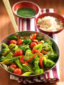 Knorr - Frische Gemüsepfanne