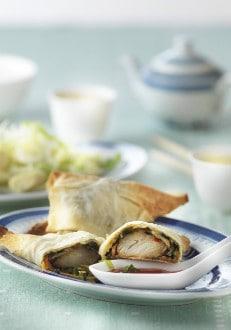 Knorr - Chinesische Fischpäckli