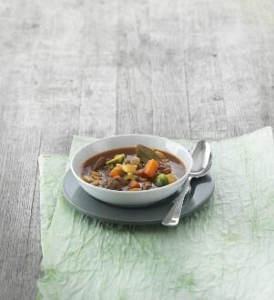 Knorr - Wintergulasch-Suppe