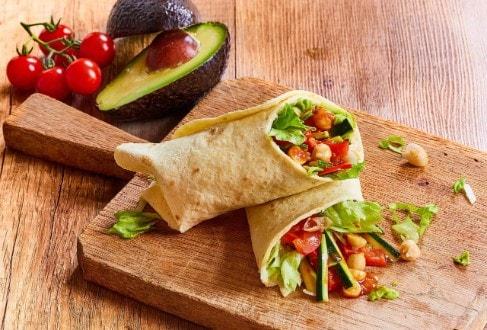 Knorr - Gemüse-Wraps
