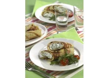 Knorr - Crêpes au brocoli à la romande