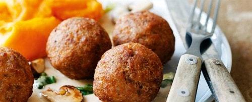Knorr - Boulettes de viande et Stocki aux carottes