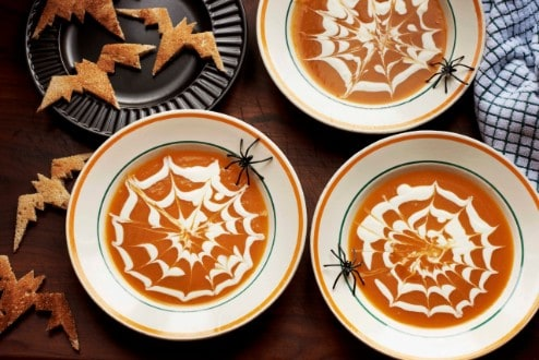 Witches spookily spectacular pumpkin & ginger brew