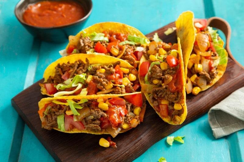 Taco Natuurlijk lekker